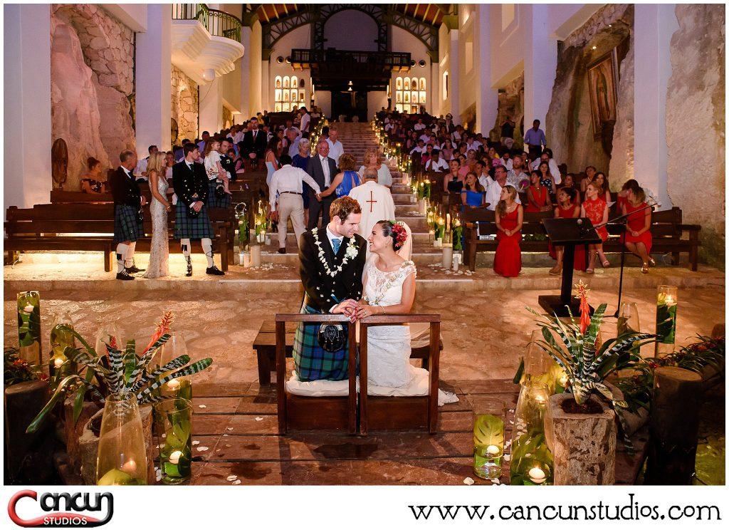 Xcaret Park Destination Wedding