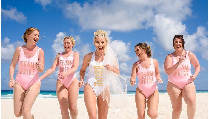 Cancun Bachelorette Photo Session