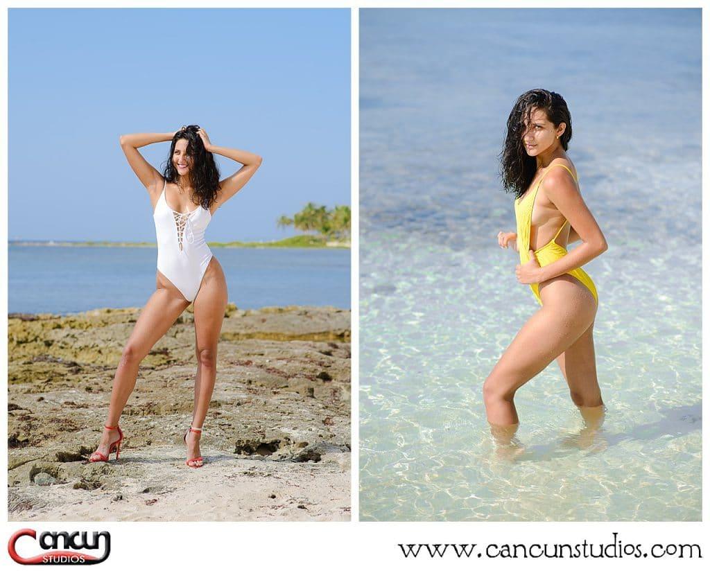 Swimsuit Beach Photos